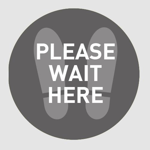 FloorDots_Wait Here_office