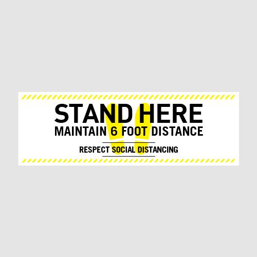 FloorGraphic_StandHere