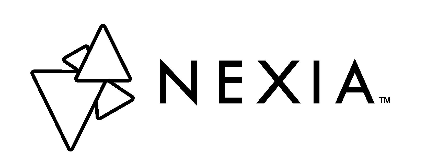 MEXIA black and white logo