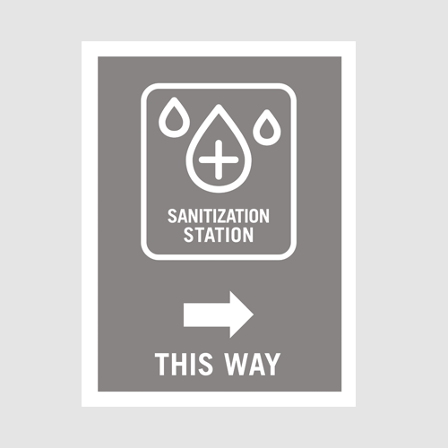 Poster_sanitize station_gray office right