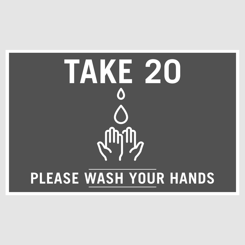 Sticker_Take 20_office